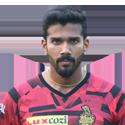 Sandeep Warrier(Bowler)