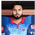 Rishabh Pant(Wicket Keeper)