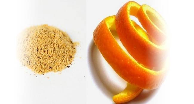 Sandalwood and orange peel powder gives you gorgeous and glowing skin.