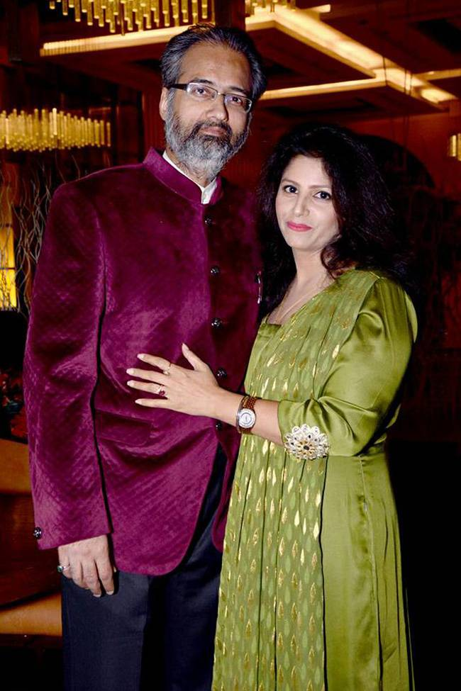 Mr.Suneet Kalra and Mrs.Rajni Kalra.