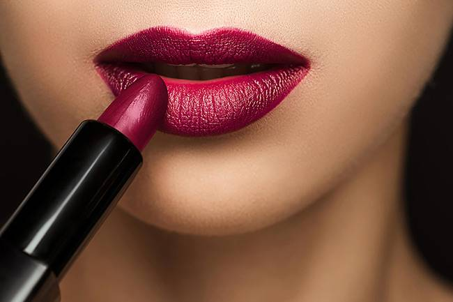 Lipstick simply boosts your confidence.