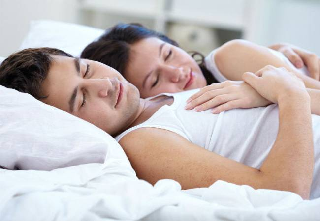 The position shows that you both care for each other and is common in new relationships