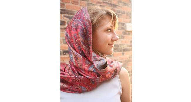 Pashmina Shawl is a winter must-have; designers tell you how to style it!