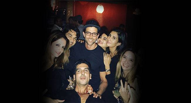 Happy Birthday Hrithik Roshan: Some of his Instagram moments with Sussanne Khan