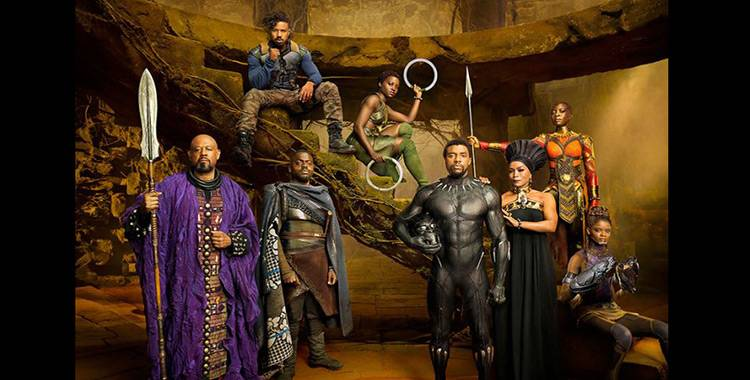 Black Panther film's makeup and hairstyle is a celebration of beauty