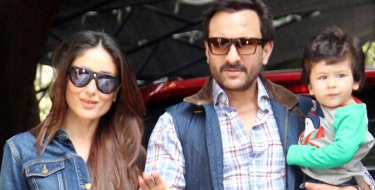 Kareena and Saif planning for a second child?