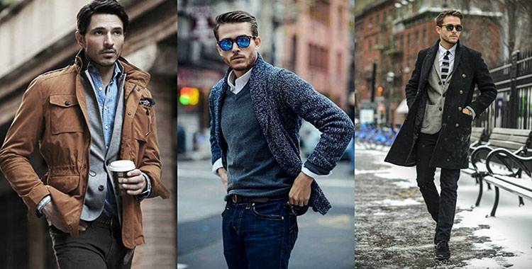Top style tips for men to look fashionable this winter!