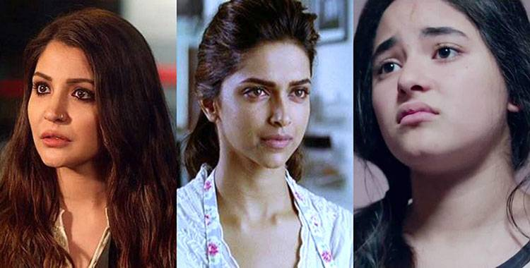 List of Bollywood Diva's who faced depression