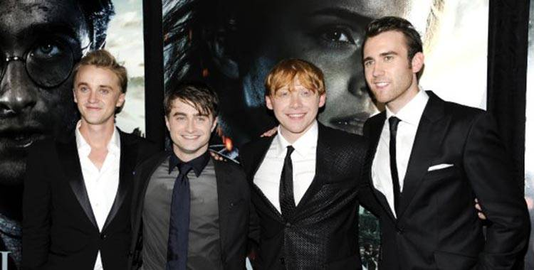 'Harry Potter' actor Matthew Lewis just got married and left Neville Longbottom fans with broken hearts