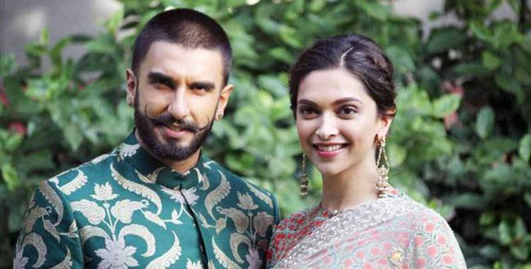 Stylish duo Deepika-Ranveer, rake up the heat at the Ambani's Ganpati celebrations