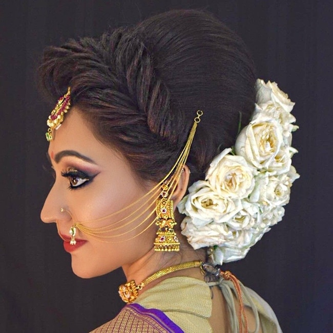 haircare tips for bride