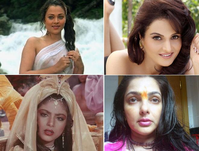Top Indian Actress Nude