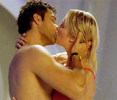 Man hot kiss How To