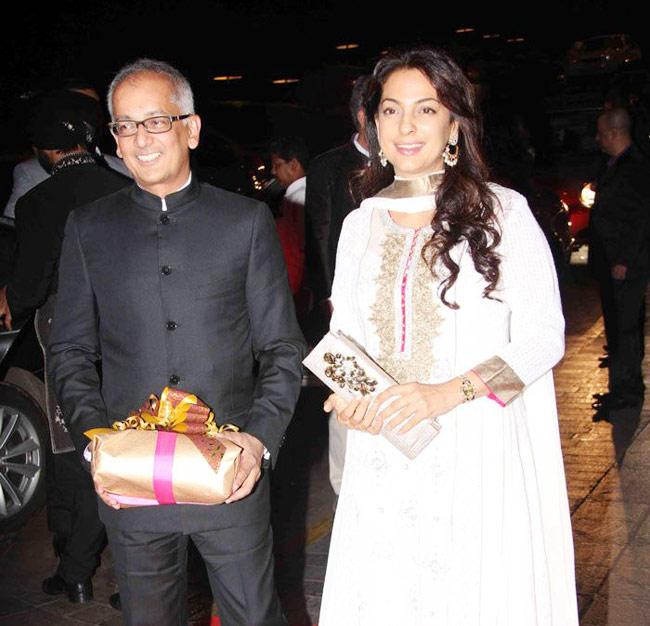 Konkona Sen Sharma and Ranvir ShoreyAlthough all is not well
