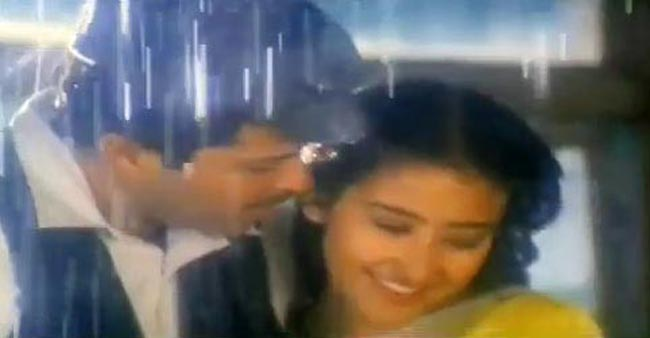 Manisha Koirala And Anil Kapoor Were Seen In This Mushy Rain Song