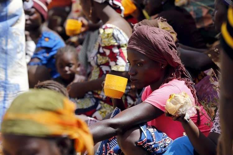 महिलाओं को पहले बोको हराम की गिरफ्त से छुड़ाया गया, फिर उन्हें प्रताड़ित किया गया.