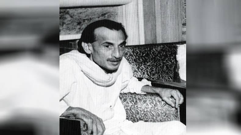 कृपलानी महात्मा गांधी के बहुत करीबी शिष्य थे. फोटो: ट्विटर