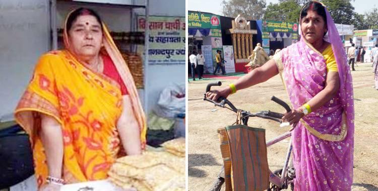 Kisan Chachi, rajkumari Devi, Padma Shri , nari