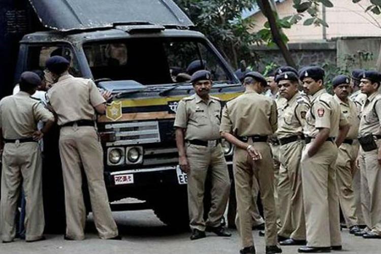 महाराष्ट्र पुलिस. सांकेतिक फोटो