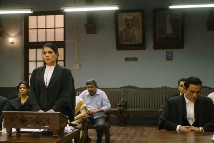 इस फिल्म में अक्षय खन्ना और रिचा चड्ढा लीड रोल में नजर आएंगे.