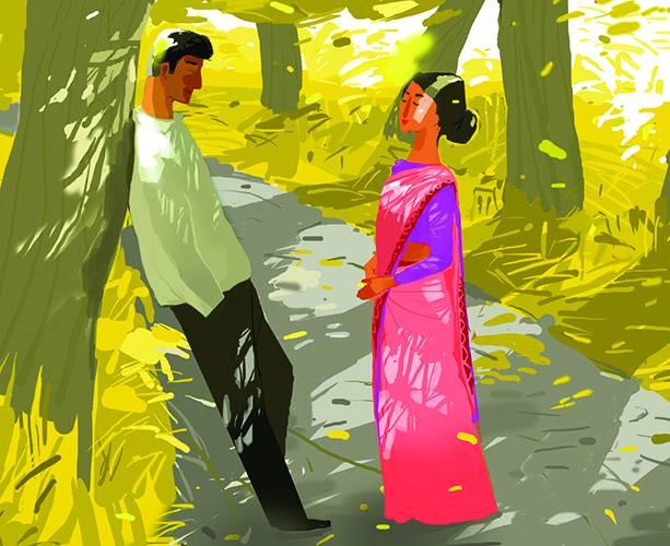 Abani's Marriage