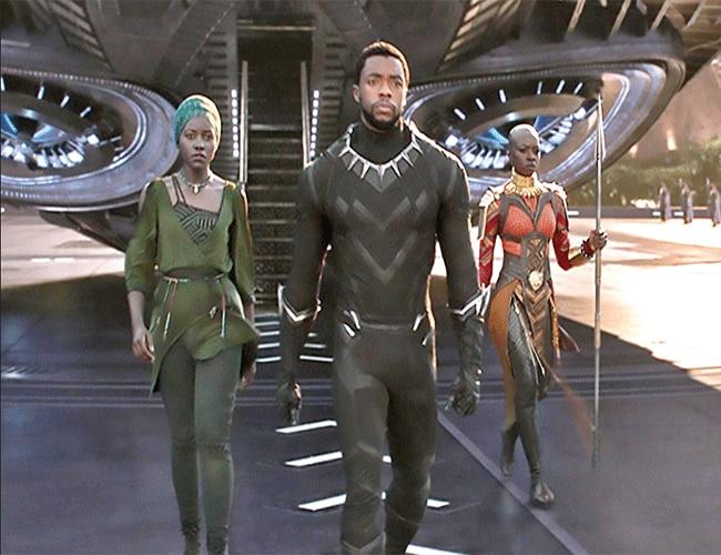 Marvel's original black superhero