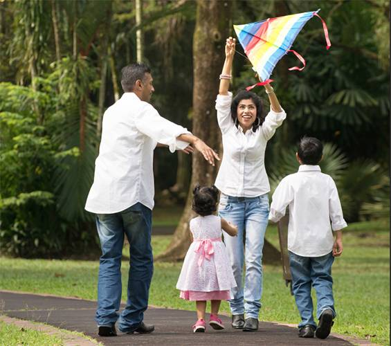 The Secrets of Happy Healthy Families