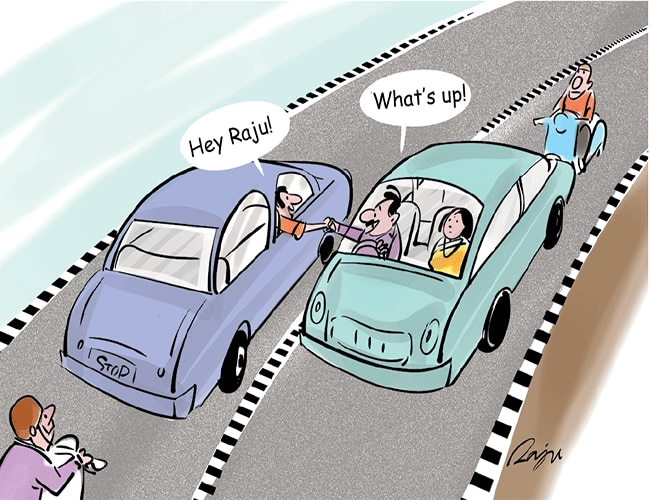 On Indian Roads