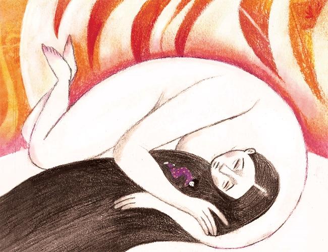 Illustration by Priya Kuriyan