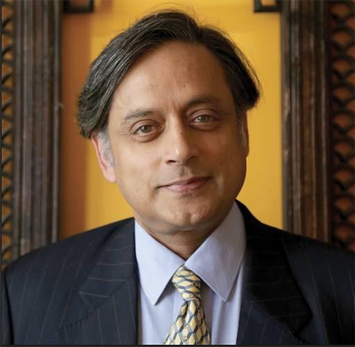 A Look At Shashi Tharoor's Bookshelf