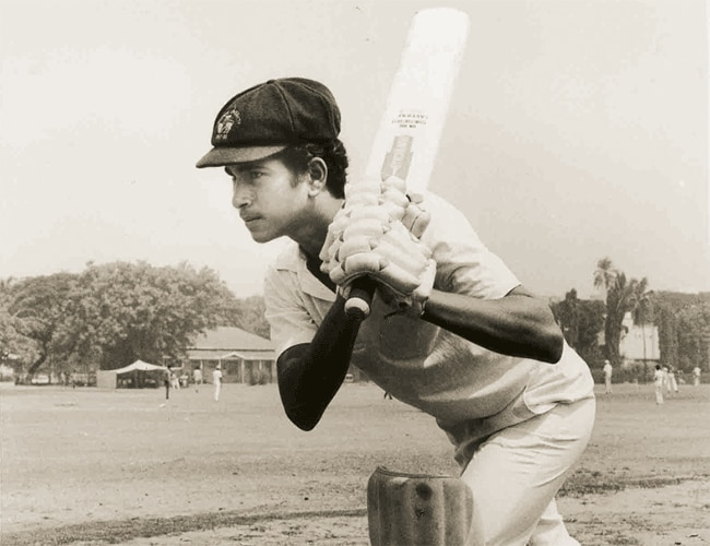 A Star Is Born: Sachin Tendulkar On What Inspired Him