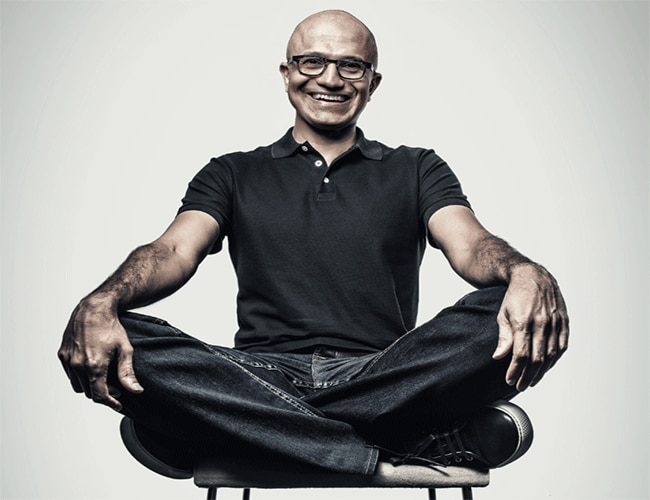 In Conversation With Satya Nadella