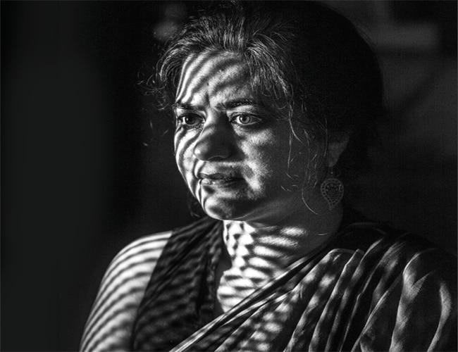 Sara Hossain (2015), digital print. Photo courtesy: Shahidul Alam.