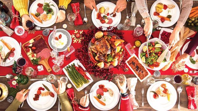 A Hearty Christmas Feast
