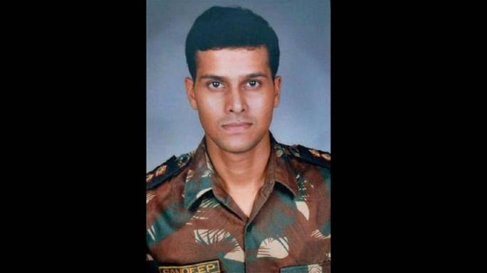 Remembering Major Sandeep Unnikrishnan Ten Years After His Valiant Death During The Mumbai Terror Attacks