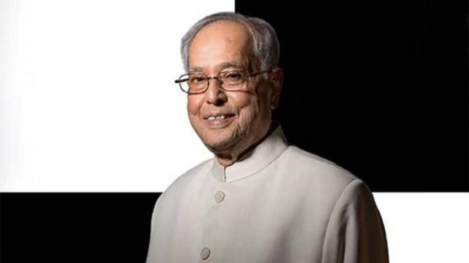 """I do not wish to leave a legacy. It is not important in a democracy. One must melt into the masses."" President Pranab Mukherjee at the India Today Conclave 2017"