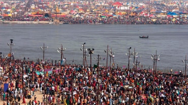 Quest For The Amrit Kumbh