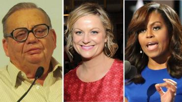 Memorable Quotes From Amy Poehler, Michelle Obama, Ruskin Bond And More