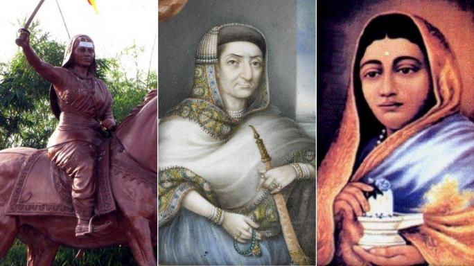 The Women Who Ruled India: Five Tales of Bravery, Resilience and Defiance