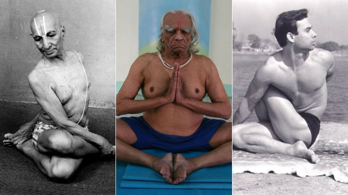 Gurus Who Took Yoga to the World