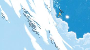 Man vs Avalanche: A Snowboarder Survives a Disaster of His Own Making