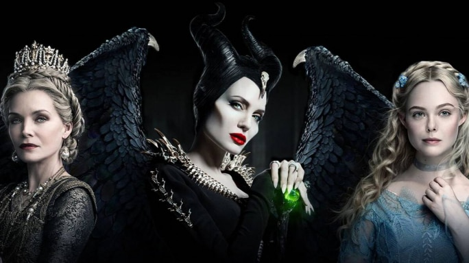 From The World Of Entertainment Maleficent 2 Joker The
