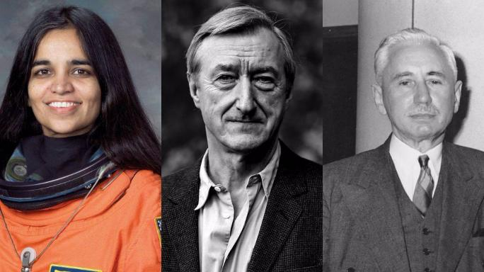 Kalpana Chawla On Goals, Will Durant on Education And More