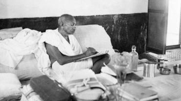 Gandhi's Quest For Ahimsa