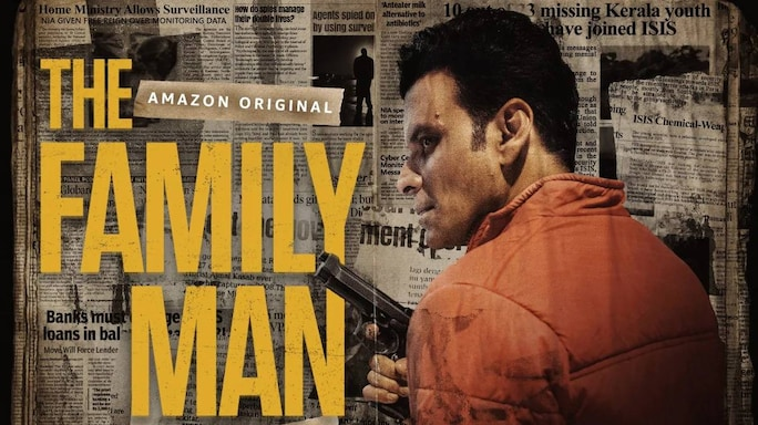 The Family Man Review| An Uneven But Compelling Spy Thriller