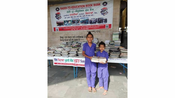 #GoodNews| Scrap to Textbooks and Kind-Hearted Cops