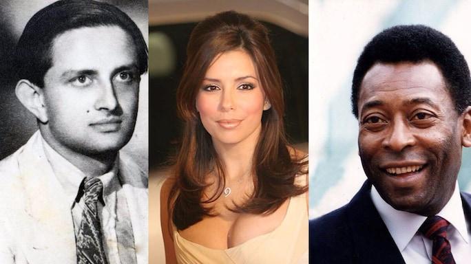 Timeless Quotes From Pelé, Eva Longoria And Vikram Sarabhai