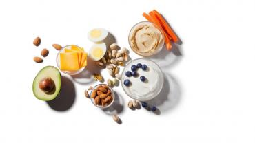 Snack Your Way To Better Health