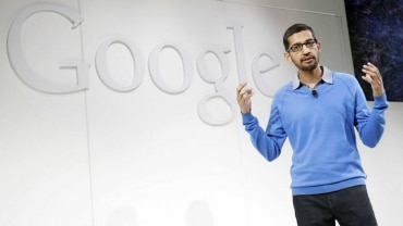 P. Sundarajan To Sundar Pichai: 9 Facts You Need To Know About The New Alphabet CEO