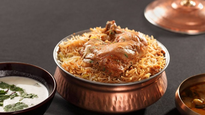 The Biryani As A Symbol Of India's Composite Culture